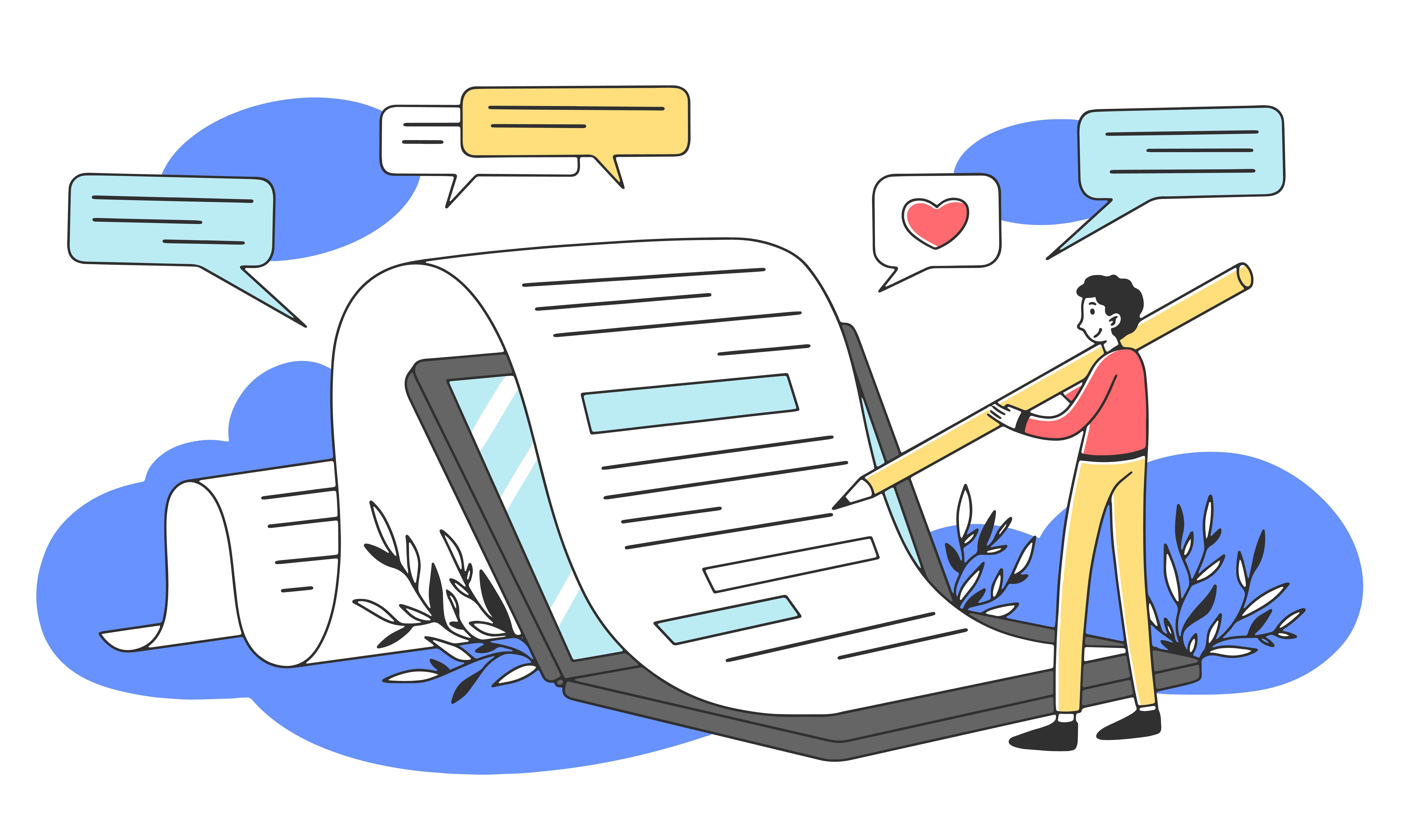 6 claves para alcanzar el éxito en tu blog